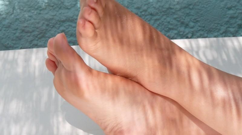 sugar foot scrub results