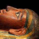 egyptian carcophagus